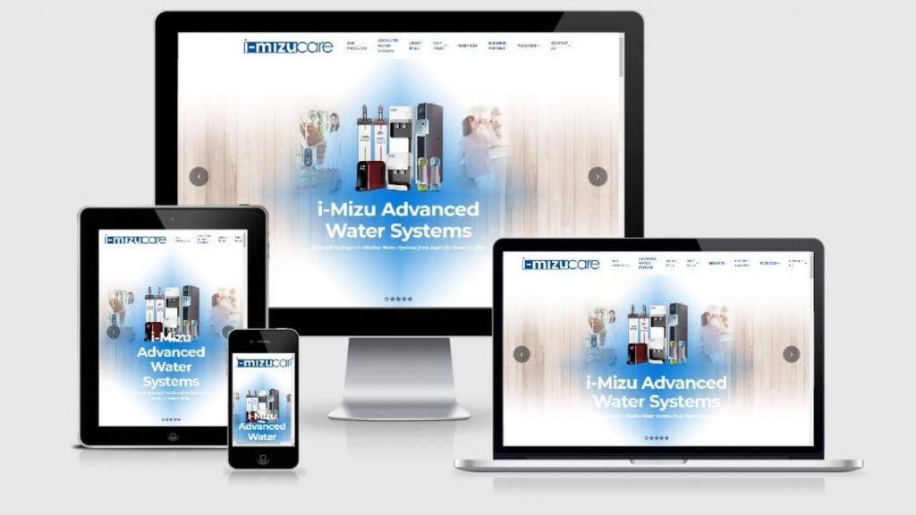 website view i-mizu