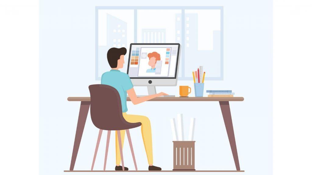 Job graphic animator bumbu agency