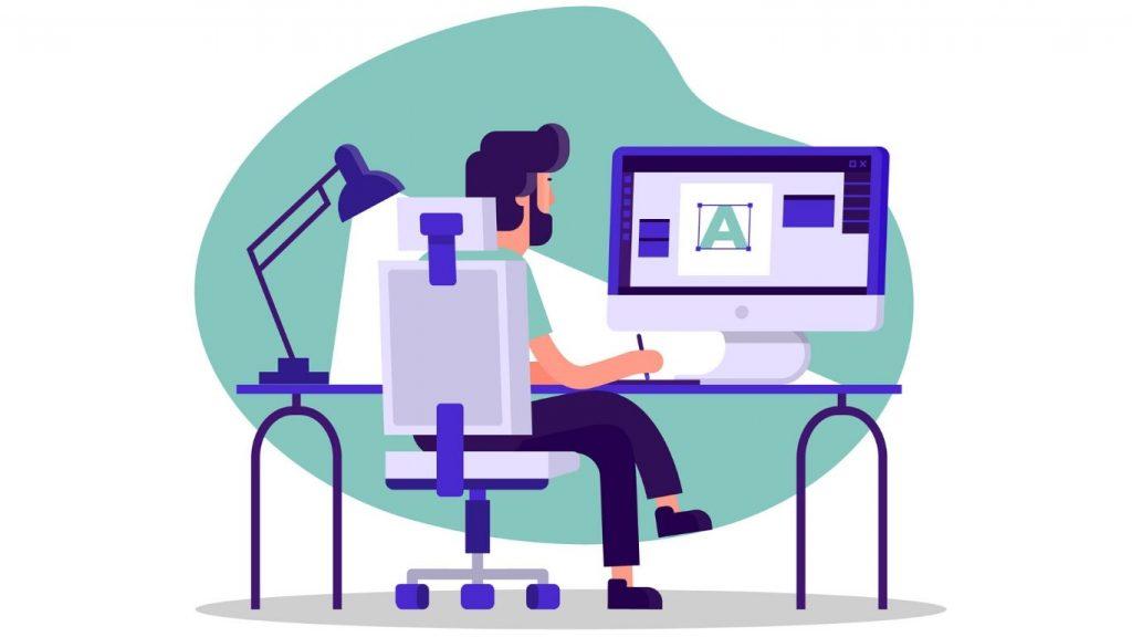 Job graphic designer bumbu agency