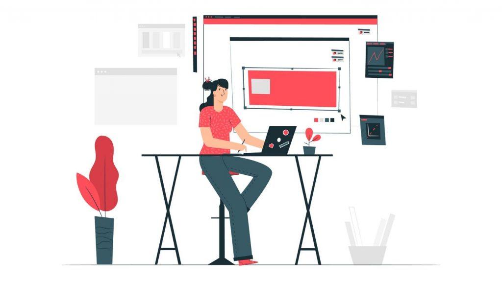 job Website designer bumbu agency