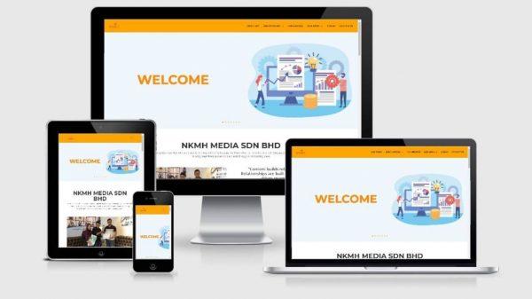 Website NKMH Media