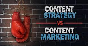 Content Strategi VS Content Marketing: Apa Perbezaan?