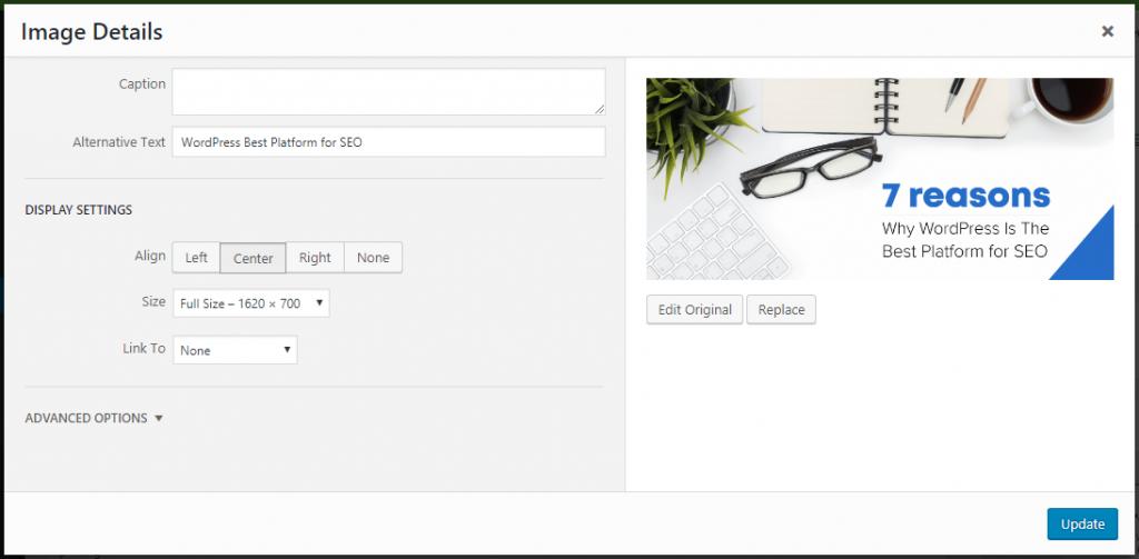 Wordpress For SEO