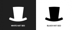 What difference of White Hat SEO and Black Hat SEO