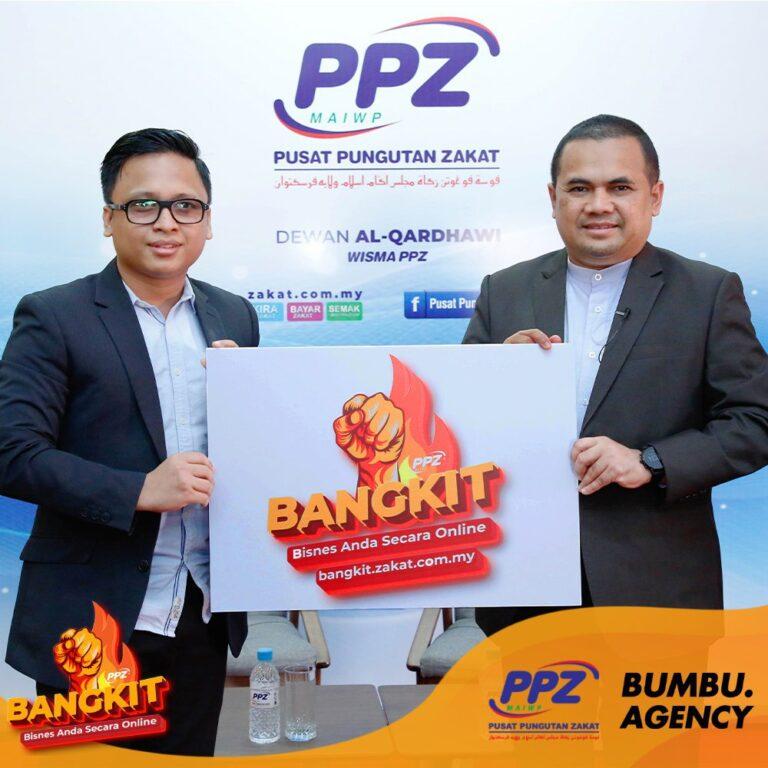 Bumbu Agency & PPZ Lancarkan Program BANGKIT Bantu B40